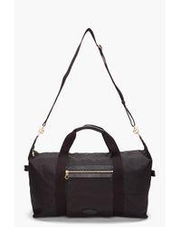 Mulberry - Black Henry Gym Bag for Men - Lyst