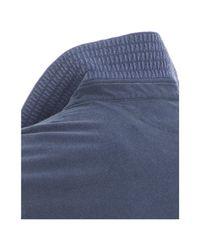 Fendi - Blue Polo Shirt for Men - Lyst