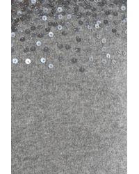 Antik Batik Gray Lori Backless Cashmere Maxi Dress