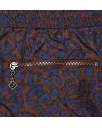 Marc By Marc Jacobs - Multicolor Leopard Print Nylon Swim Shorts for Men - Lyst