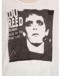 Neil Barrett Black Printed T-shirt for men