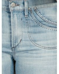 Citizens of Humanity Blue Angie Super Flare Jean