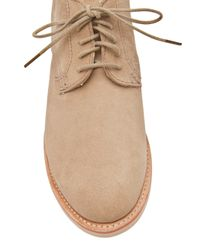 Walk-Over Brown Derby Midi Shoe for men