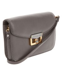 Marc By Marc Jacobs Gray Bianca Jane Bag
