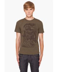 Marc Jacobs | Green X Bäst Morgan Print T Shirt for Men | Lyst