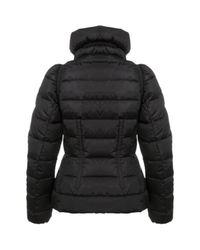 Moncler Black Pensee Quilted Jacket