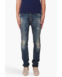 Nudie Jeans | Thin Finn - Peter Replica - Blue for Men | Lyst