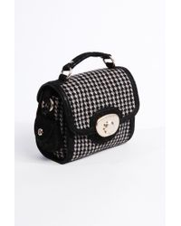 See By Chloé   Carmen Mini Camera Bag in Black/nude   Lyst