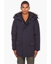 Canada Goose | Blue Langford Parka City Coat for Men | Lyst