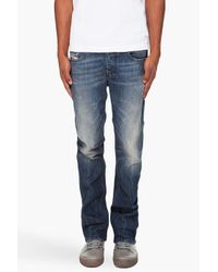 DIESEL | Blue Zatiny 880k Jeans for Men | Lyst