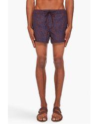 Marc By Marc Jacobs | Multicolor Leopard Print Nylon Swim Shorts for Men | Lyst