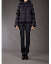 Moncler Black Moreau Jacket