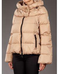 Moncler Pink Moreau Jacket
