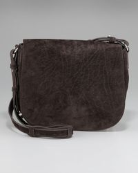 Alexander Wang | Brown Lia Crossbody Bag | Lyst