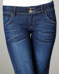 Hudson Jeans - Blue Beth Carnaby Baby Boot-cut Jeans - Lyst