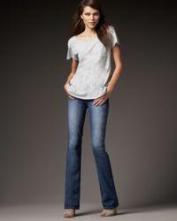 Joe's Jeans | Blue Honey Elizabeth Boot-cut Jeans | Lyst
