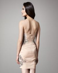 Mandalay - Pink Lace Applique Dress - Lyst