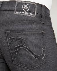 Rock & Republic | Gray Neil Dusk Relaxed Jeans for Men | Lyst