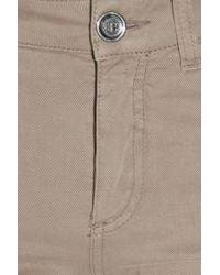 Daks Natural Stretch Cotton-blend Pants