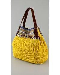 Elliot Mann | Yellow Indie Bag | Lyst