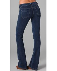 Goldsign | Blue Passion Boot Cut Jean | Lyst