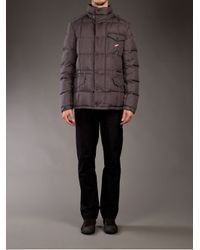 Moncler Gray Allier Jacket for men