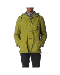 Burberry Green Farlow Jacket for men