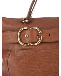 Gucci Brown Ride Bag