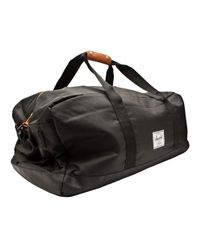 Herschel Supply Co. Black Outfitter Extra Large Duffle Bag for men