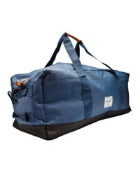 Herschel Supply Co. Blue Outfitter Extra Large Duffle Bag for men
