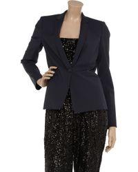 Calvin Klein Black Gavin Wool-blend Jacket