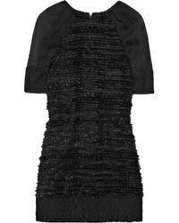 Giambattista Valli   Black Polka Dot Dress   Lyst