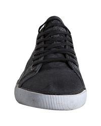 Mark Nason - Black Canvas Myers Sneakers for Men - Lyst