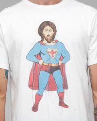 Insight | White Super Jesus for Men | Lyst