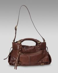 Kooba | Natural Hailey Satchel | Lyst