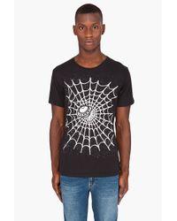 Ksubi | Black Spacer Web T-shirt for Men | Lyst
