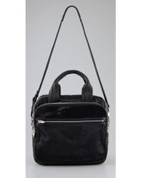Alexander Wang | Black Millie Satchel | Lyst
