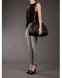 Dolce & Gabbana Black Boston Bag