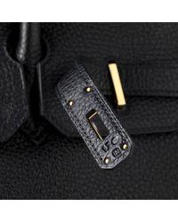 Hermès | 35cm Birkin Black Togo With Ghw | Lyst