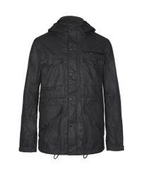 AllSaints | Blue Birdik Jacket for Men | Lyst