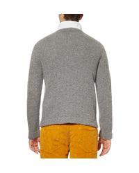 Marni Gray Sweater In Grey for men