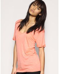 ASOS Collection - Pink Asos Forever T-shirt - Lyst