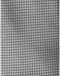 ASOS Collection - Gray Asos Slim Tie for Men - Lyst
