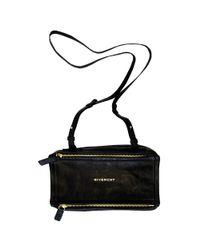 Givenchy   Mini Pandora in Black   Lyst