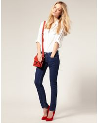 M.i.h Jeans - Blue Mih Breathless Skinny Jeans - Lyst