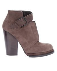 Alexander Wang Brown Luca Ankle Boot