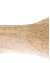 Falke | Natural Invisible Step Nude Socks for Men | Lyst