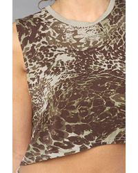Insight Multicolor The M.a.s.h Cat Muscle Tank