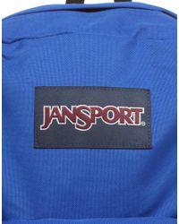 Jansport - Blue Superbreak Backpack for Men - Lyst