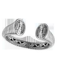 John Hardy - Metallic Bedeg Silver - Lyst